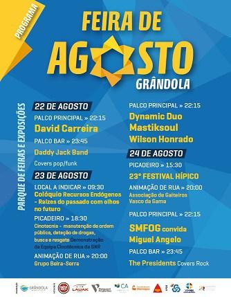 FEIRA DE AGOSTO 2019 | GRÂNDOLA