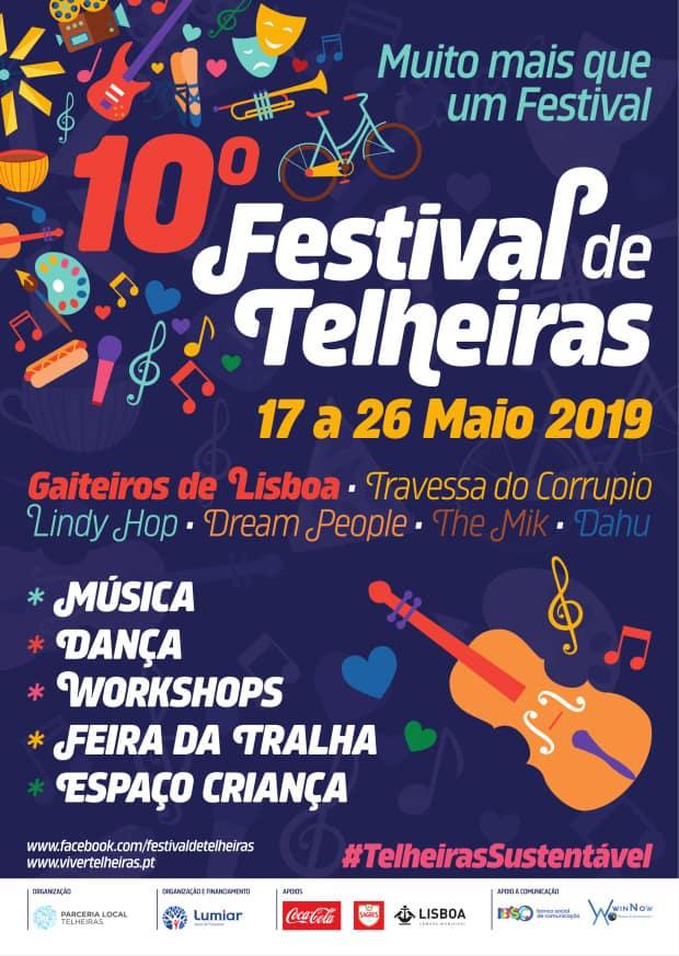 10º FESTIVAL DE TELHEIRAS | LISBOA