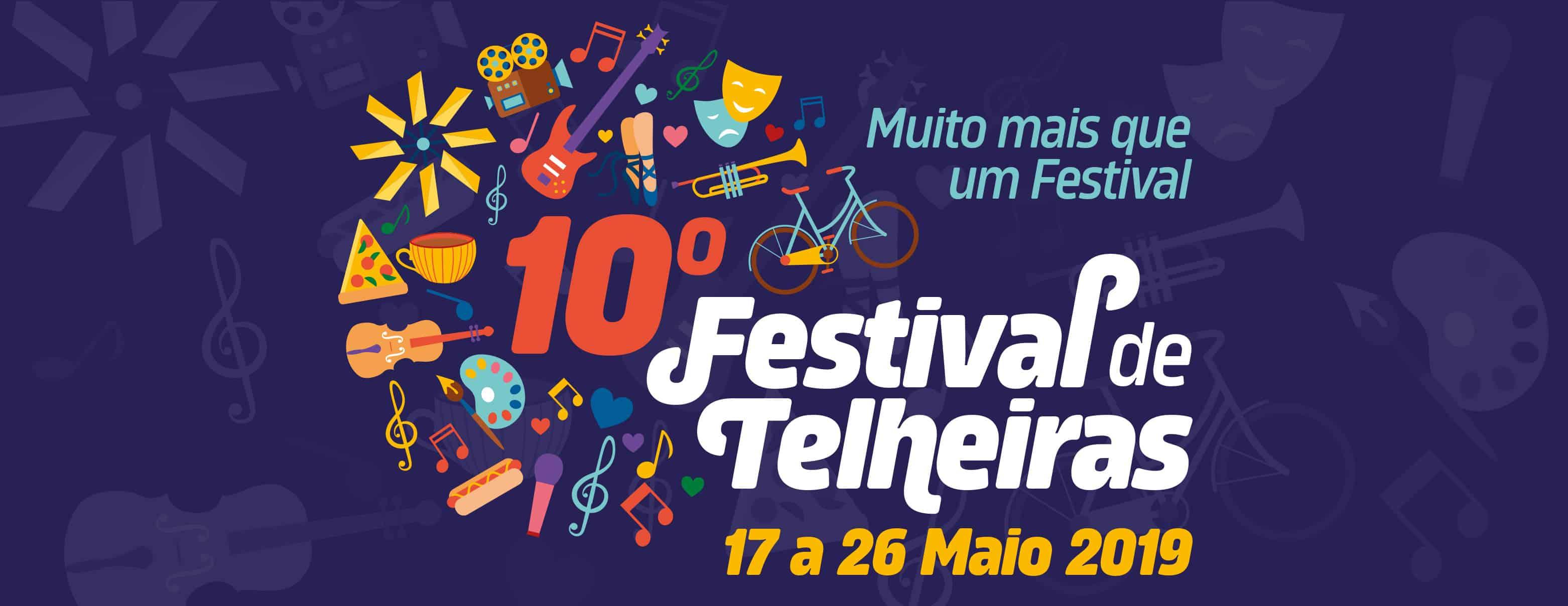 10º FESTIVAL DE TELHEIRAS COM ESTREIA DO NOVO DISCO DOS GAITEIROS DE LISBOA