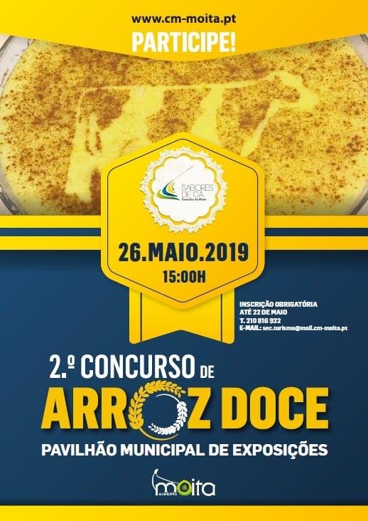 2º CONCURSO DE ARROZ DOCE DA MOITA 2019