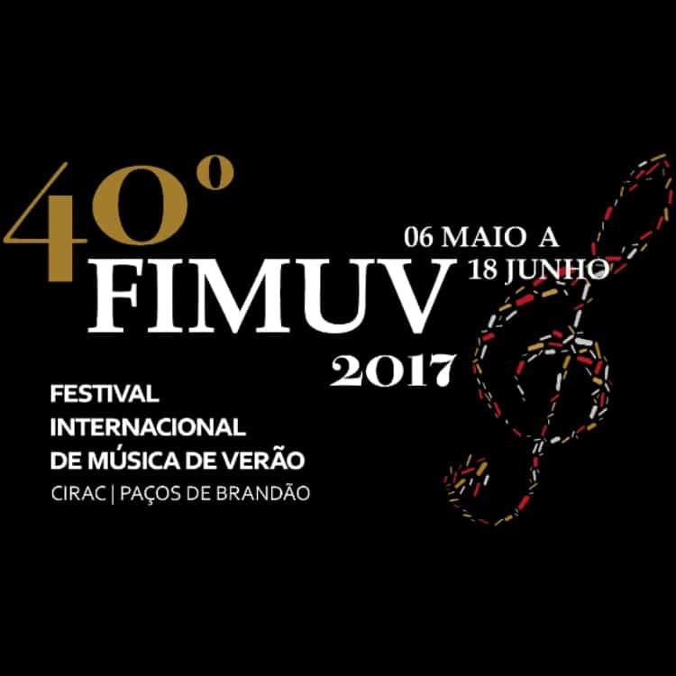 A 40ª Edição do FIMUV - Festival Internacional de Música de Verão