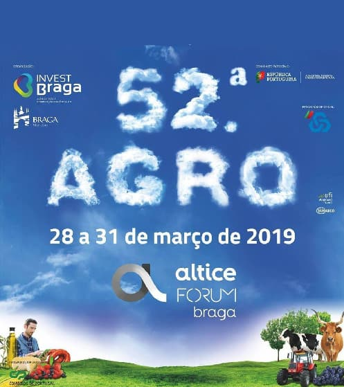 52ª AGRO 2019 – ALTICE FORUM BRAGA