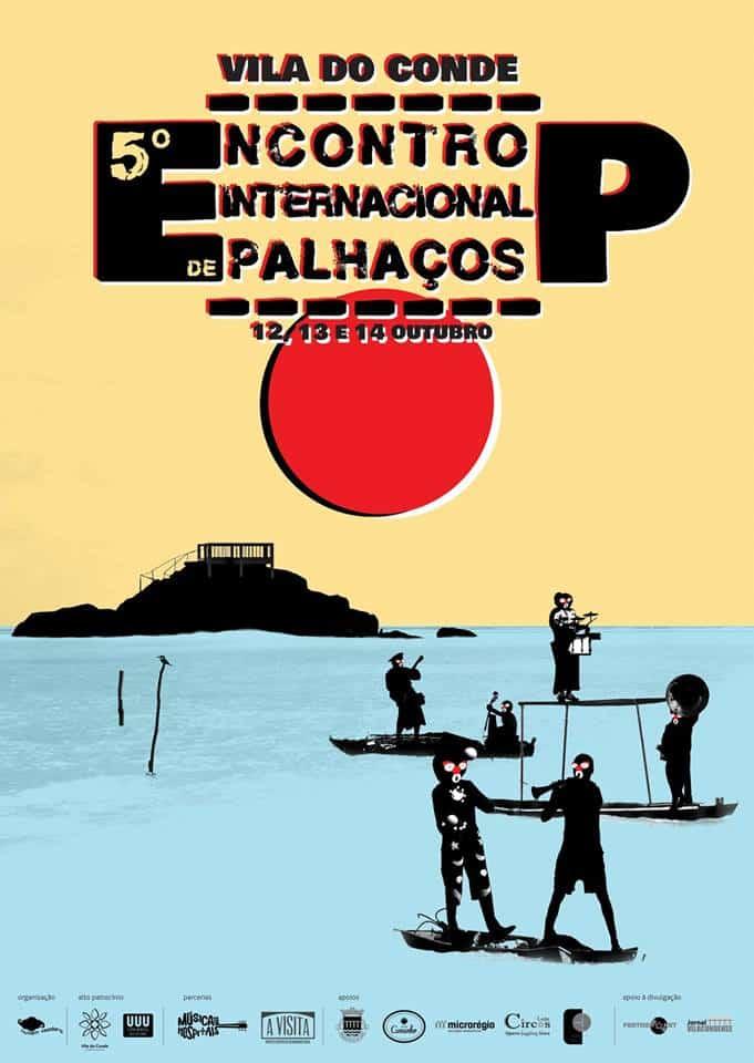 V ENCONTRO INTERNACIONAL DE PALHAÇOS DE VILA DO CONDE
