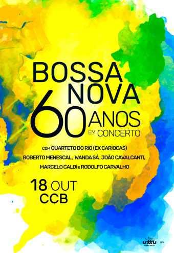 60 ANOS BOSSA NOVA   CENTRO CULTURAL BELÉM