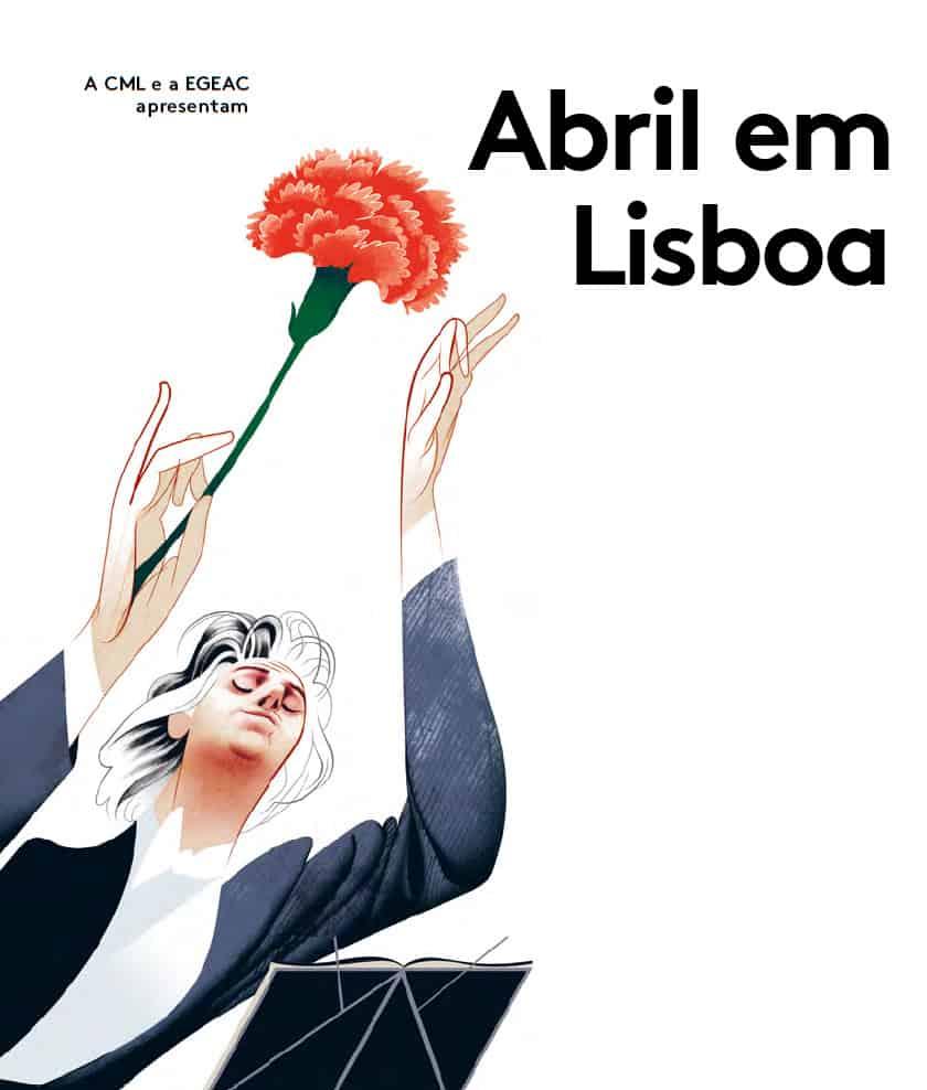 ABRIL EM LISBOA 2019 – 45 ANOS