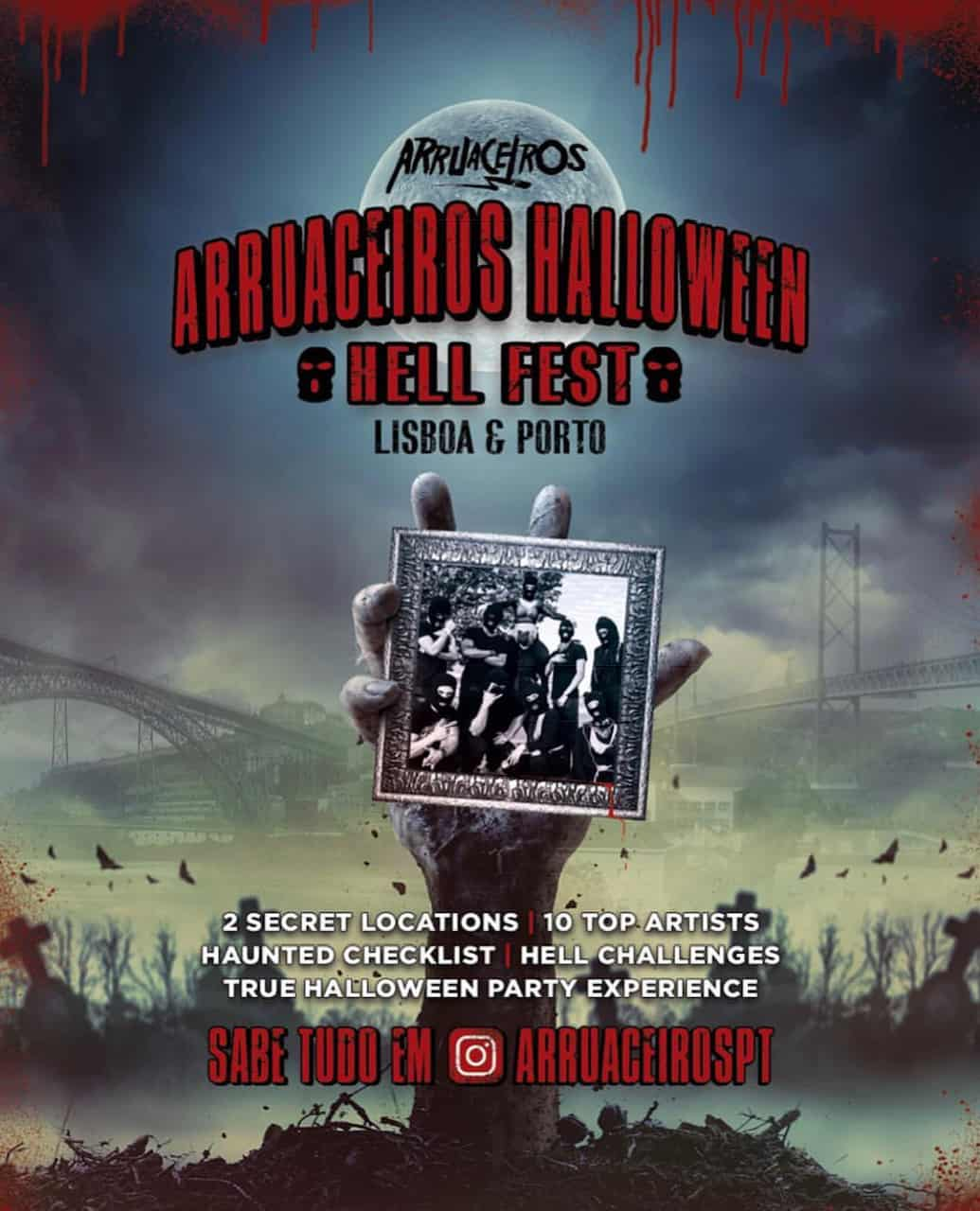 ARRUAÇA ASSOMBRADA – ARRUACEIROS®HALLOWEEN 2018