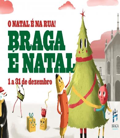 BRAGA É NATAL 2018