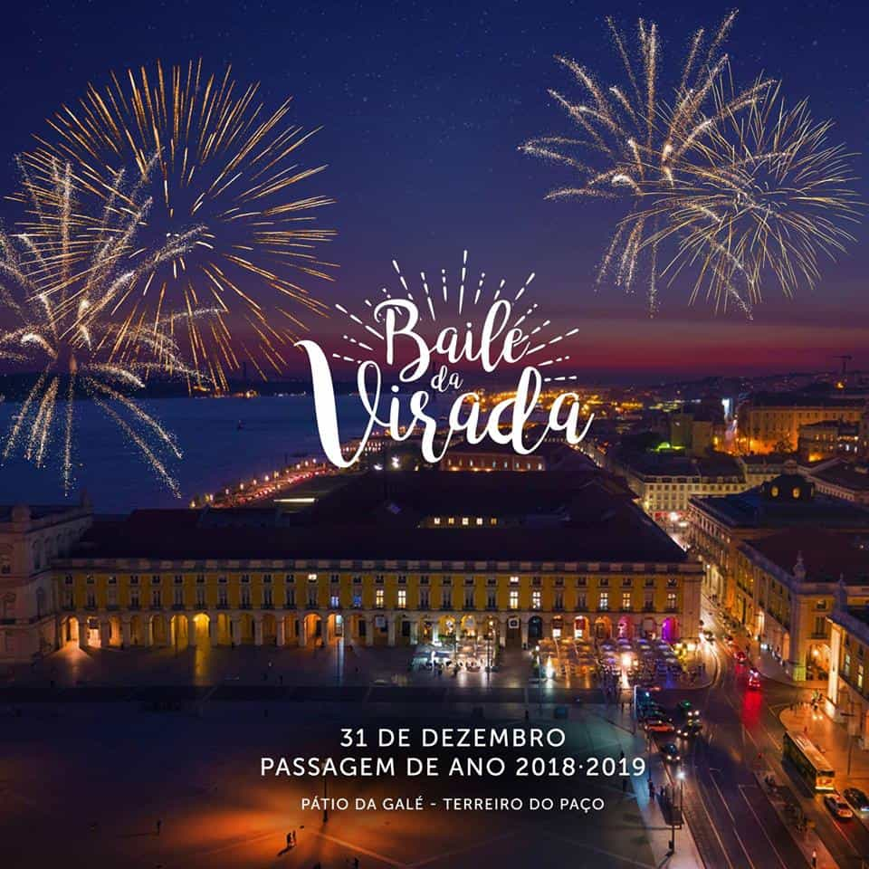 BAILE DA VIRADA 2018-2019 – NEW YEAR'S EVE