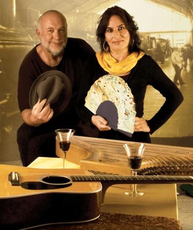 BEGOÑA OLAVID & JAVIER BERGIA | NATAL EM LISBOA 2018