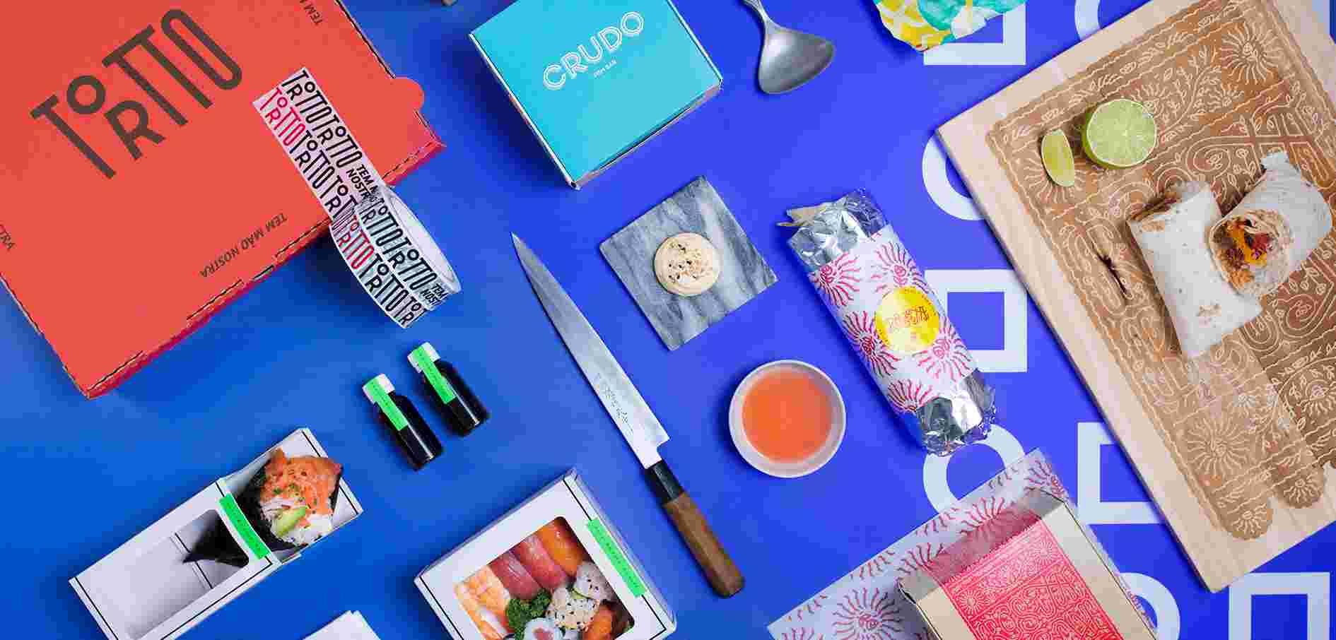 COOKOO - The Kitchen Hub, o primeiro hubde cozinhas de Lisboa que temhome delivery. Encomendar italiano, sushi, mexicano e muito mais, num só pedido, para a mesma morada e com entrega gratuita já é possível, graças a esta inovadora aplicação.