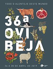 36ª Ovibeja 2019 – Bilhete Diário