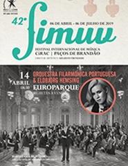 Orquestra Filarmónica Portuguesa – Edbjorg Hemsing