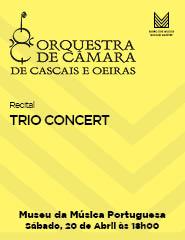 TRIO CONCERT – Recital OCCO