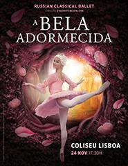 A BELA ADORMECIDA | RUSSIAN CLASSICAL BALLET | RCBallet.com