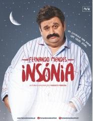 INSÓNIA – Com Fernando Mendes