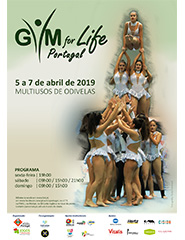 Gym for Life Portugal 2019