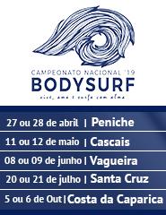 1ª Etapa – Peniche – Campeonato Nacional de Bodysurf '19
