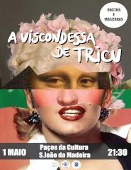 XIII FESTIVAL DE TEATRO SJM – ROSTOS E MÁSCARAS
