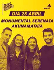 Semana Académica da UTAD 25 abril '19