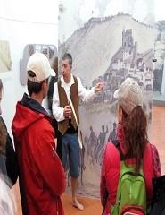 Exposições temporárias e permanentes Grupos Escolares
