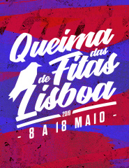 Queima das Fitas de Lisboa 2019 – Bilhete Diário