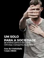 UM SOLO PARA A SOCIEDADE de António Cabrita e São Castro
