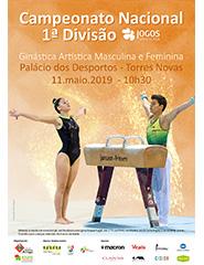 Campeonato Nacional 1ª Divisão – Ginástica Artística
