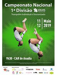 Campeonato Nacional 1ª Divisão – Trampolim Individual e Sincronizado