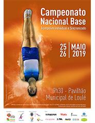 Campeonato Nacional Base – Trampolim Individual e Sincronizado