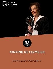 SIMONE DE OLIVEIRA – Conversas Concerto
