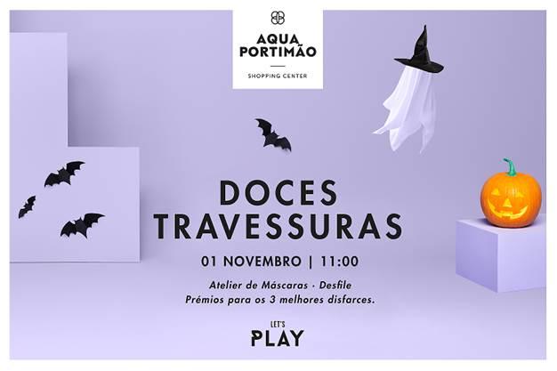 DOCES TRAVESSURAS | HALLOWEEN 2018 – AQUA PORTIMÃO