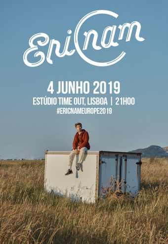 ERIC NAM – BILHETE NORMAL | TIME OUT MARKET
