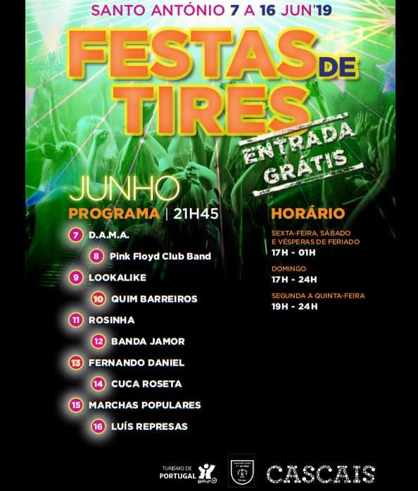 FESTAS DE TIRES 2019