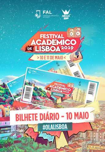 FESTIVAL ACADÉMICO DE LISBOA 2019 – 10 MAIO