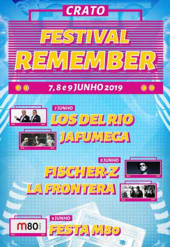 FESTIVAL REMEMBER 2019 | CRATO