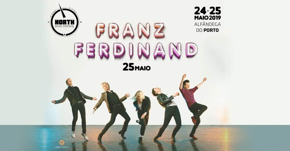 """O North Music Festival (NMF) está de volta à Invicta para a sua 3.ª edição. O """"festival à beira Douro"""" que"""