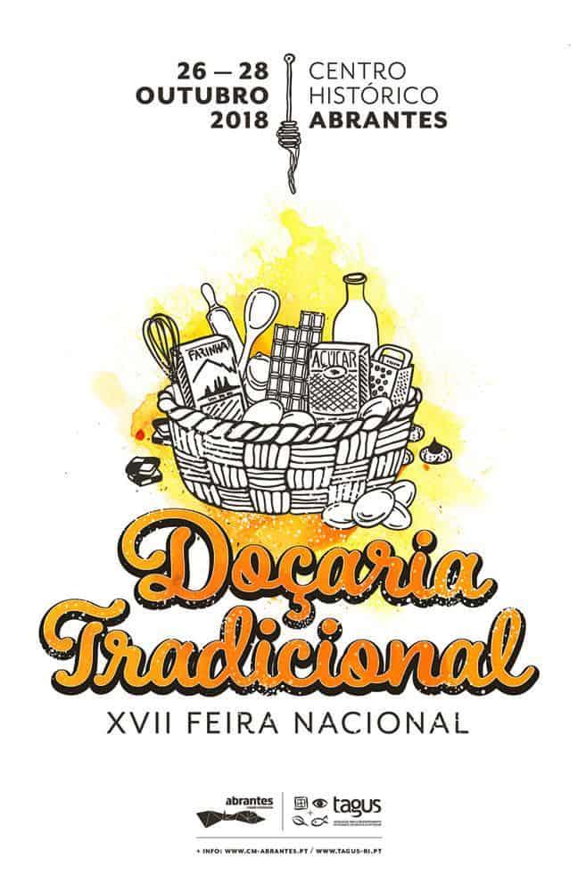 XVII FEIRA NACIONAL DE DOÇARIA TRADICIONAL | ABRANTES 2018