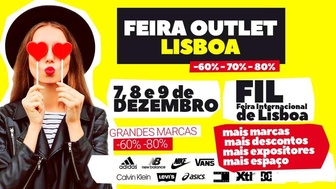 A Feira Outlet Lisboa está de volta à FIL