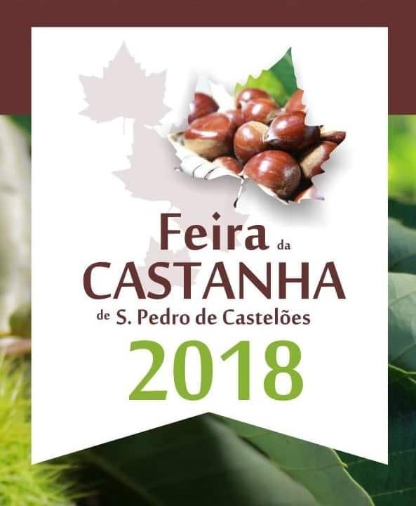 FEIRA DA CASTANHA DE S. PEDRO DE CASTELÕES 2018 | VALE DE CAMBRA