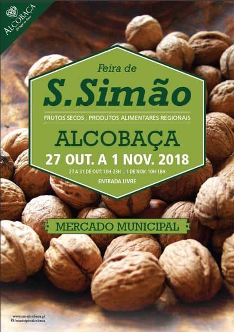 FEIRA DE S. SIMÃO 2018 | ALCOBAÇA