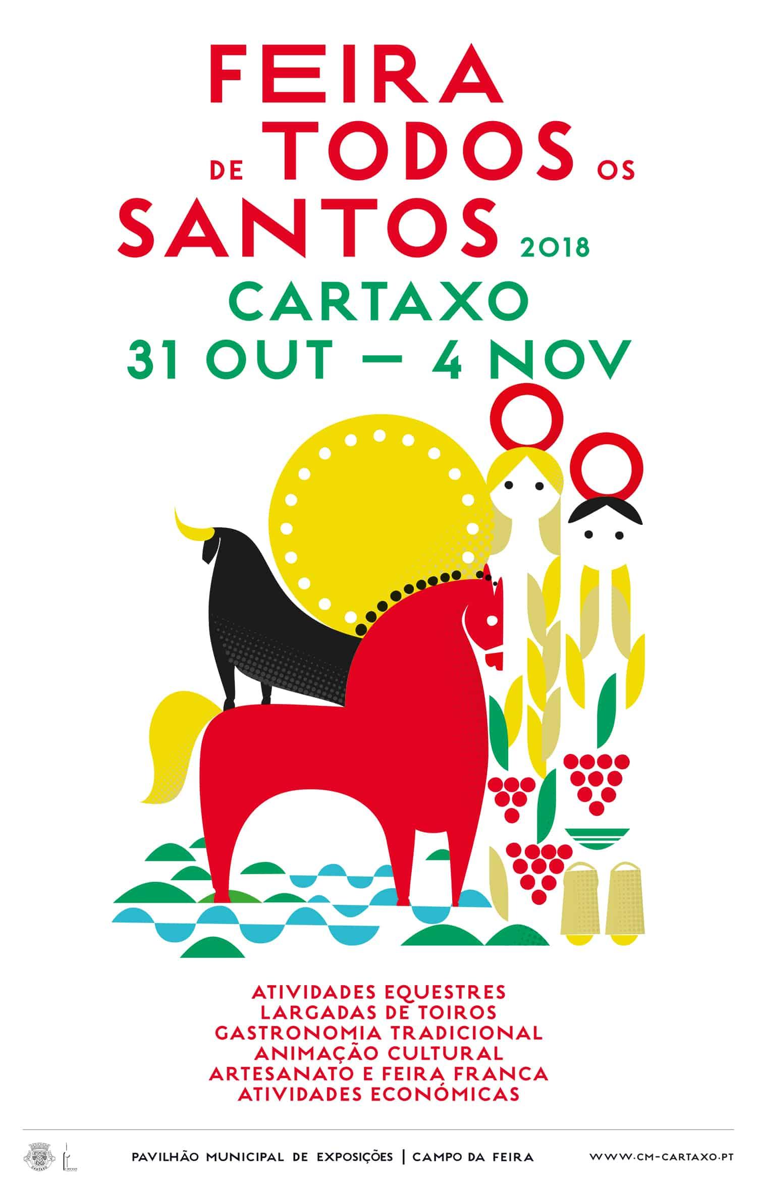 FEIRA DE TODOS OS SANTOS 2018 | CARTAXO