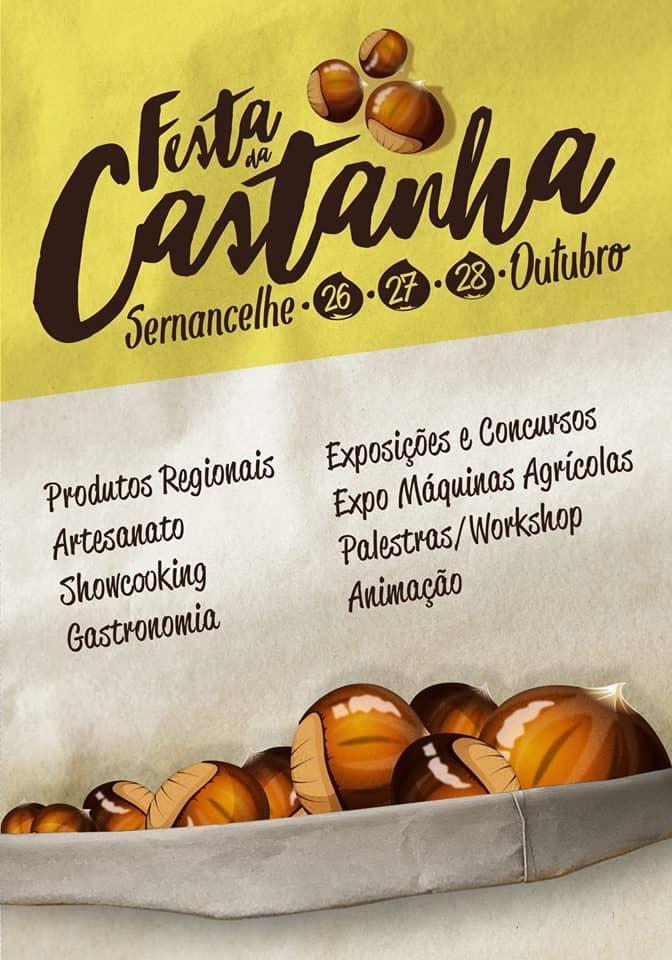 FESTA DA CASTANHA 2018 – SERNANCELHE