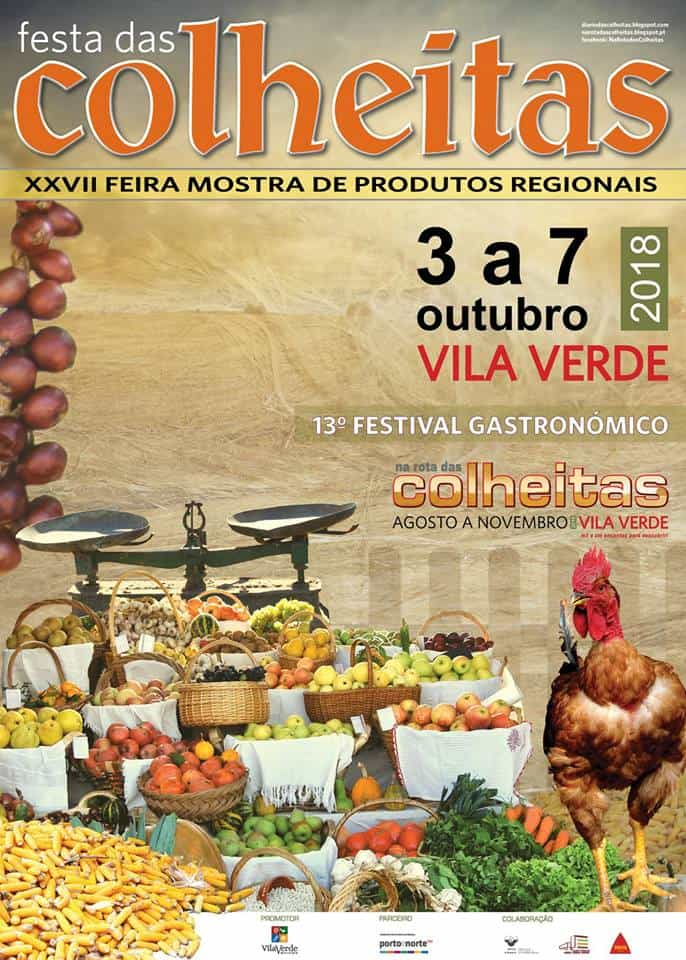 FESTA DAS COLHEITAS 2018 | VILA VERDE