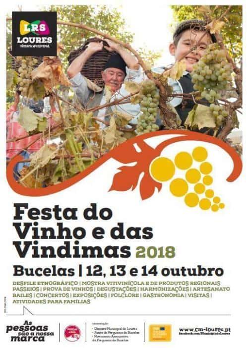FESTA DO VINHO E DAS VINDIMAS 2018   BUCELAS