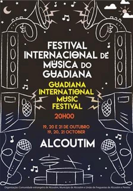 6º FESTIVAL INTERNACIONAL DE MÚSICA DO GUADIANA | ALCOUTIM 2018