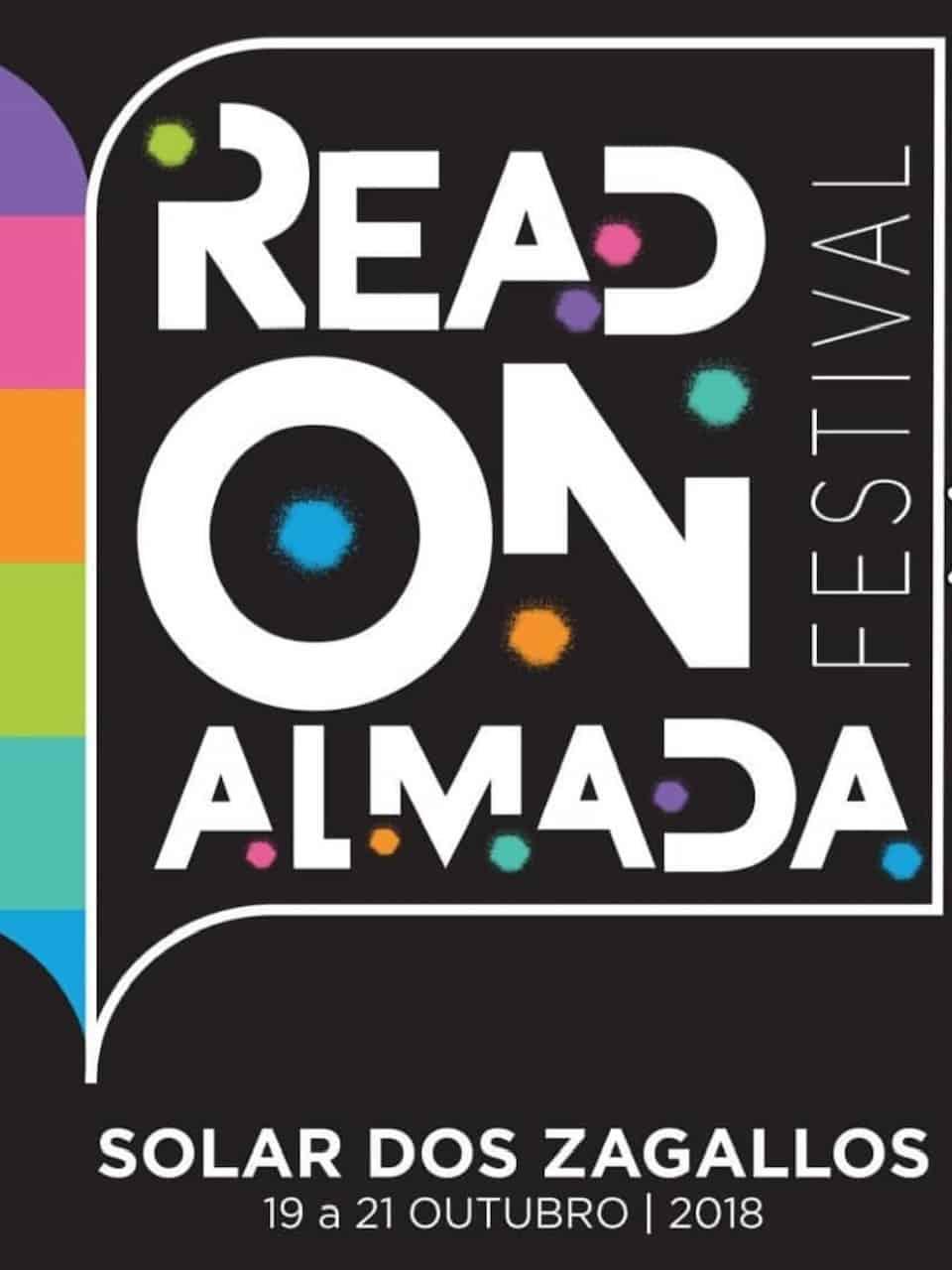 FESTIVAL READ ON | ALMADA 2018