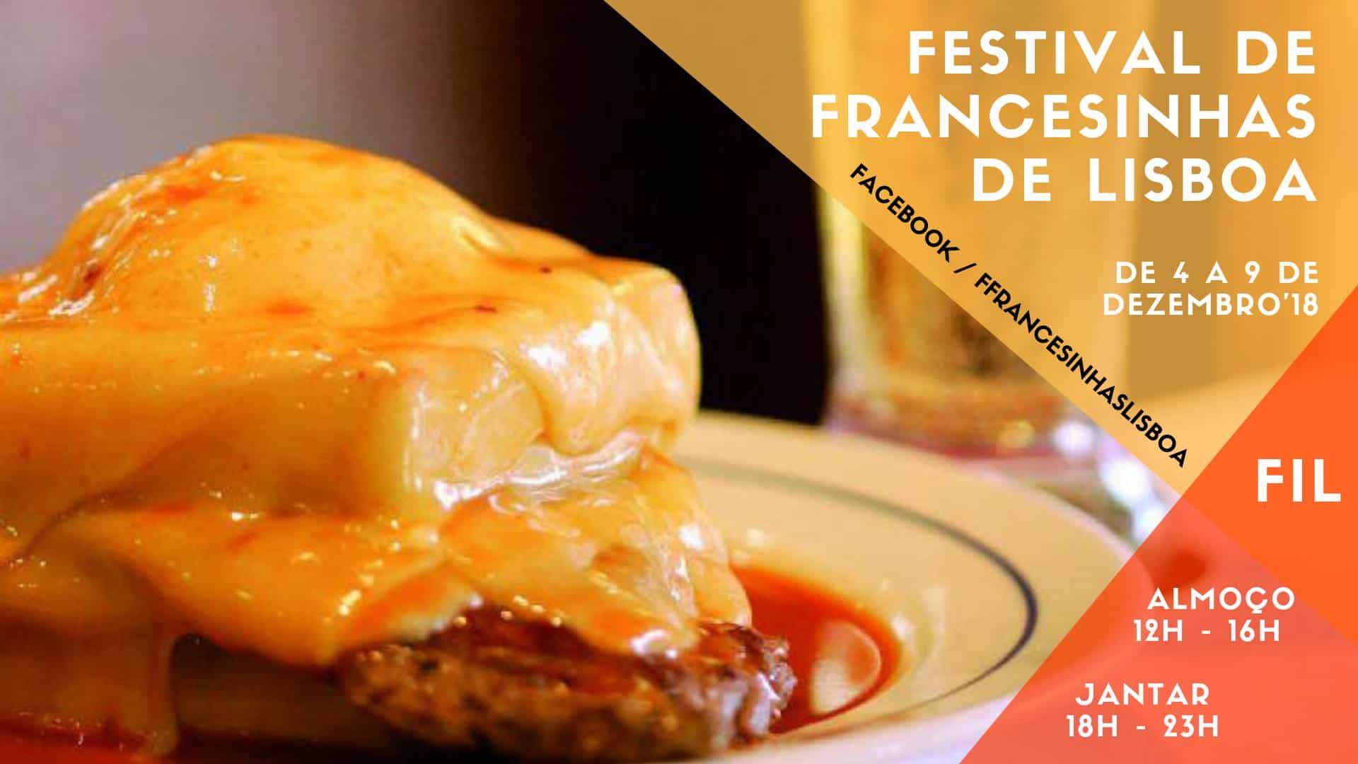FESTIVAL DA FRANCESINHA 2018 | FIL