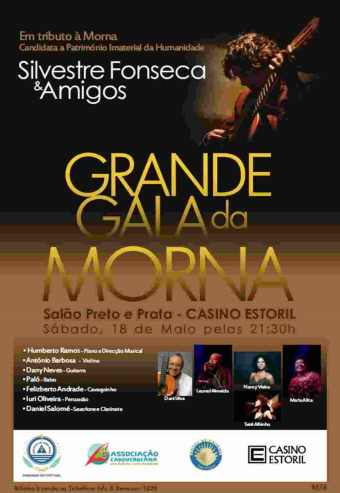 GRANDE GALA DA MORNA | CASINO ESTORIL