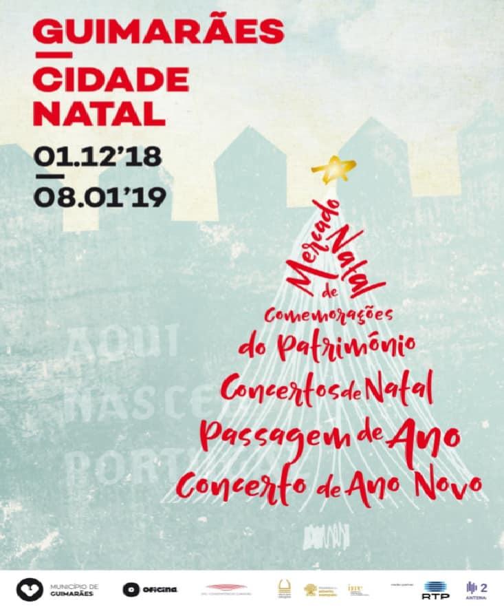GUIMARÃES CIDADE NATAL 2018