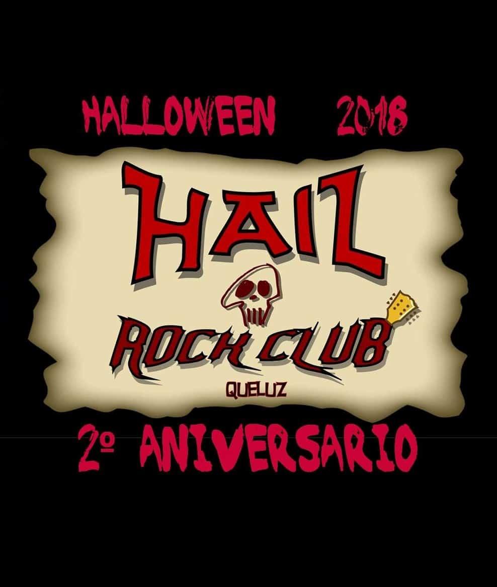 HALLOWEEN 2018 – 2º ANIVERSÁRIO HAIL ROCK CLUB